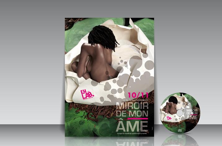 Agence de communication - Affiche et CD RSE