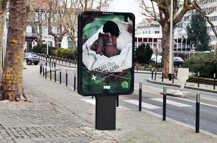 Agence de communication - Affichage Gentilly
