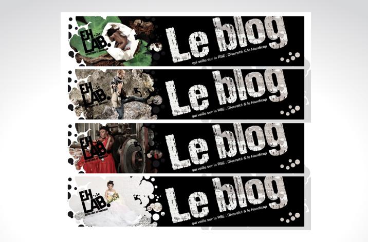 Bandeaux pour sites et blogs de l'agence de communication