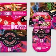 Graphiste L'autre casino