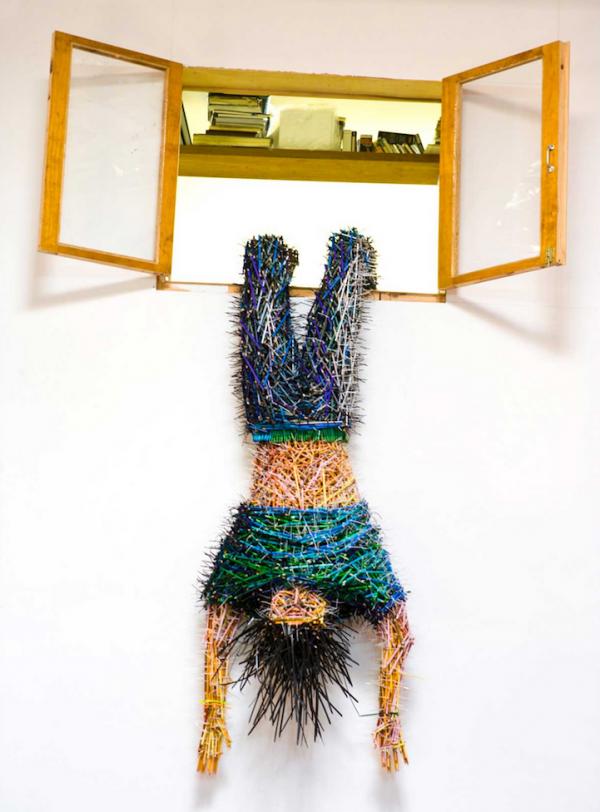 Uribe sculptures