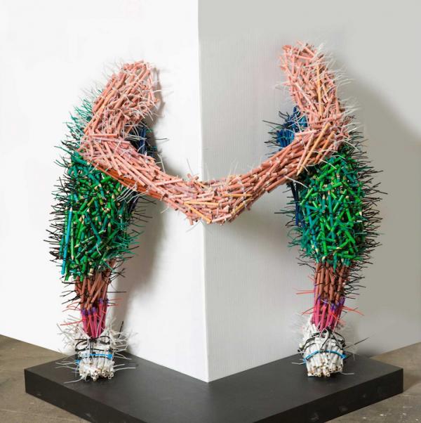 Sculpture crayons