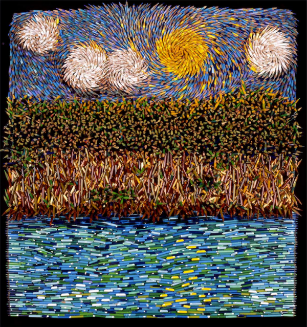 Federico Uribe - Van Gogh