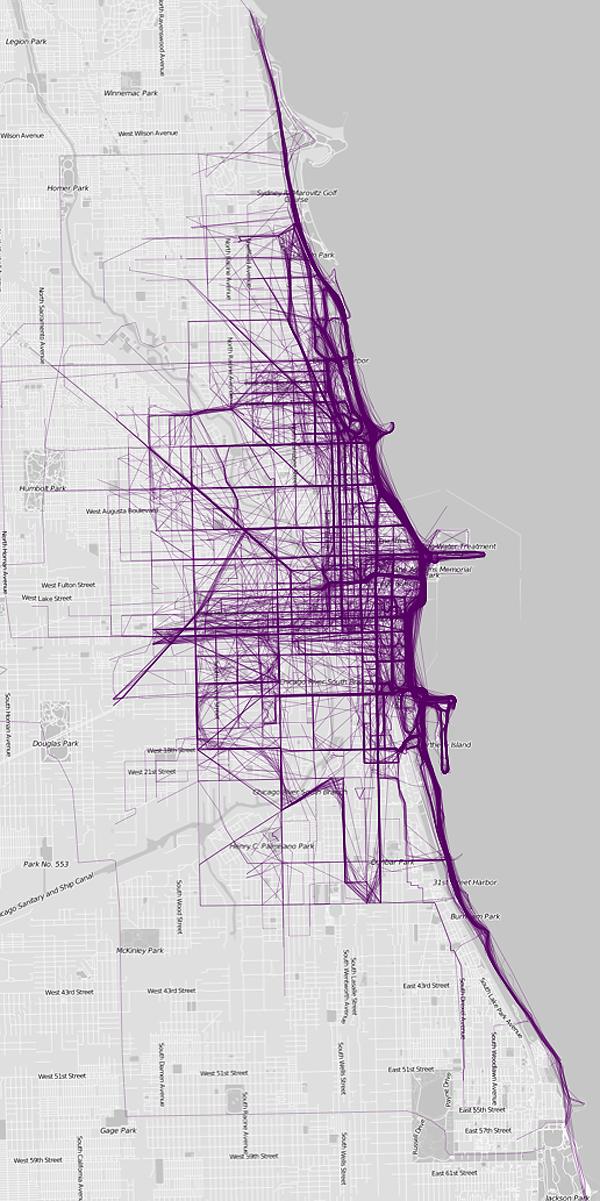 Statistiques Chicago