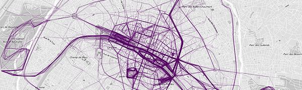 Statistiques Paris