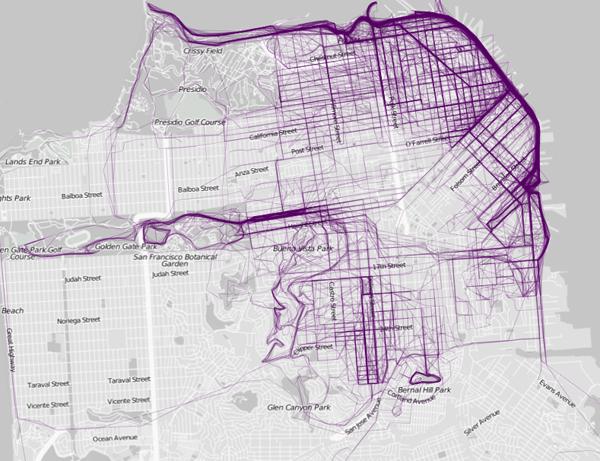 Statistiques San Francisco