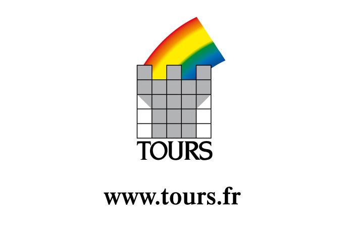 Ancien logo de la ville de Tours