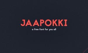 Ressource typographique par Mikko Nuuttila