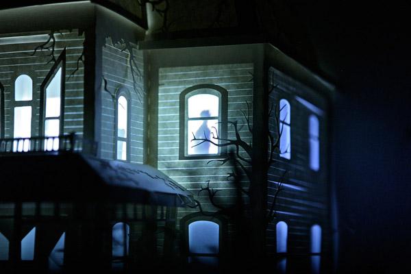 Dioramas inquiétants par Davy et Kristin McGuire
