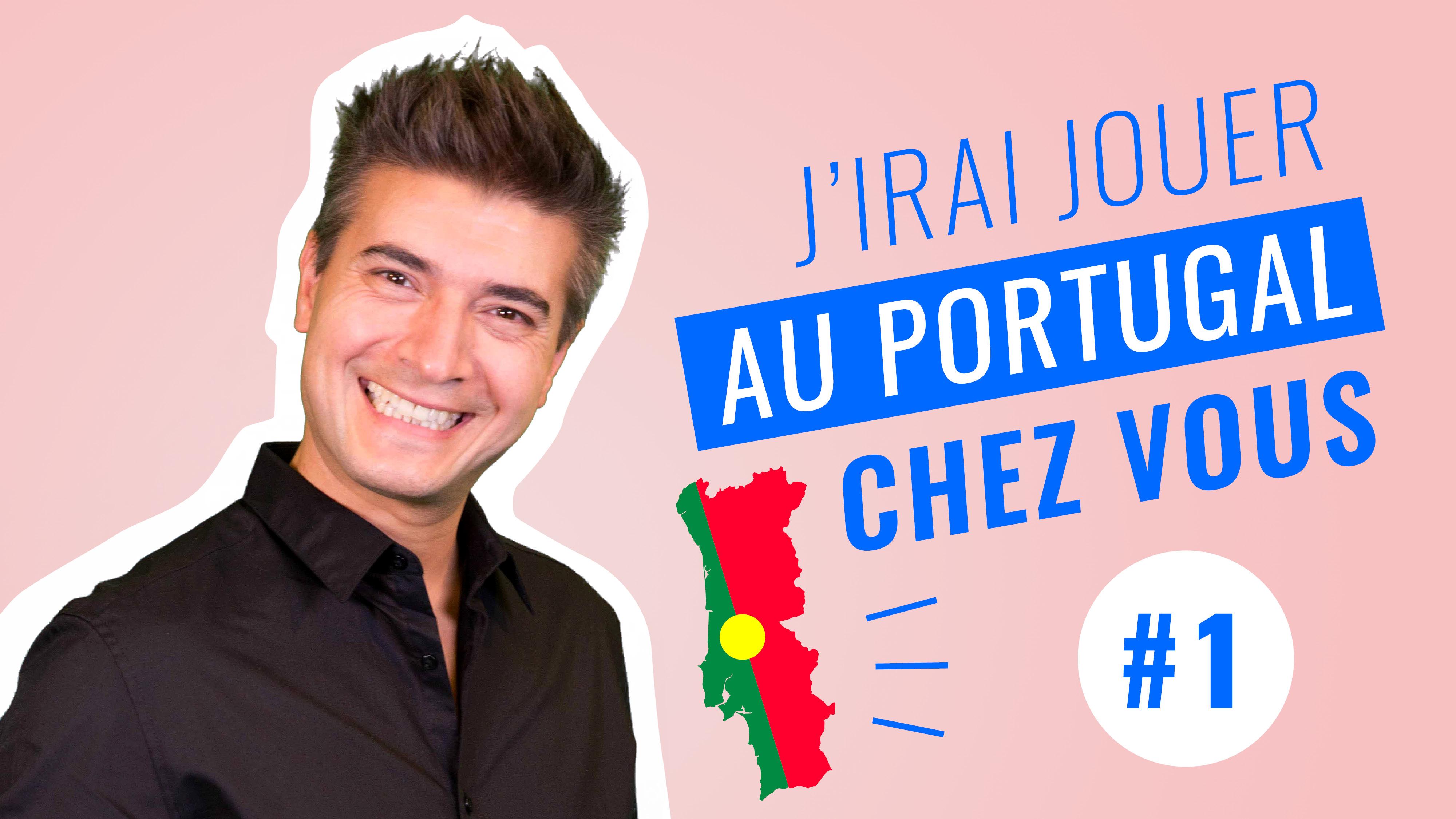Visuel Youtube José Cruz J'irai jouer chez vous au portugal