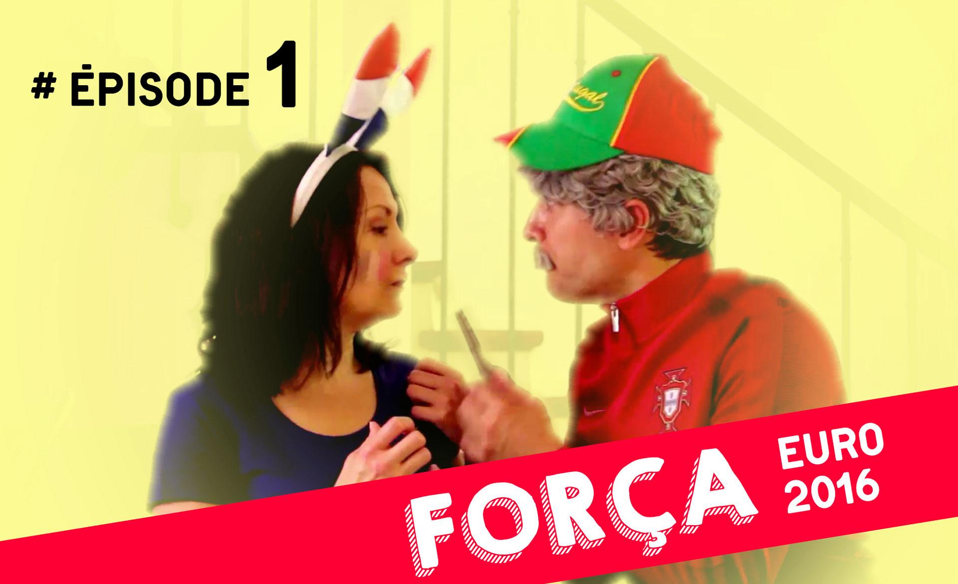 Visuel Youtube José Cruz Força