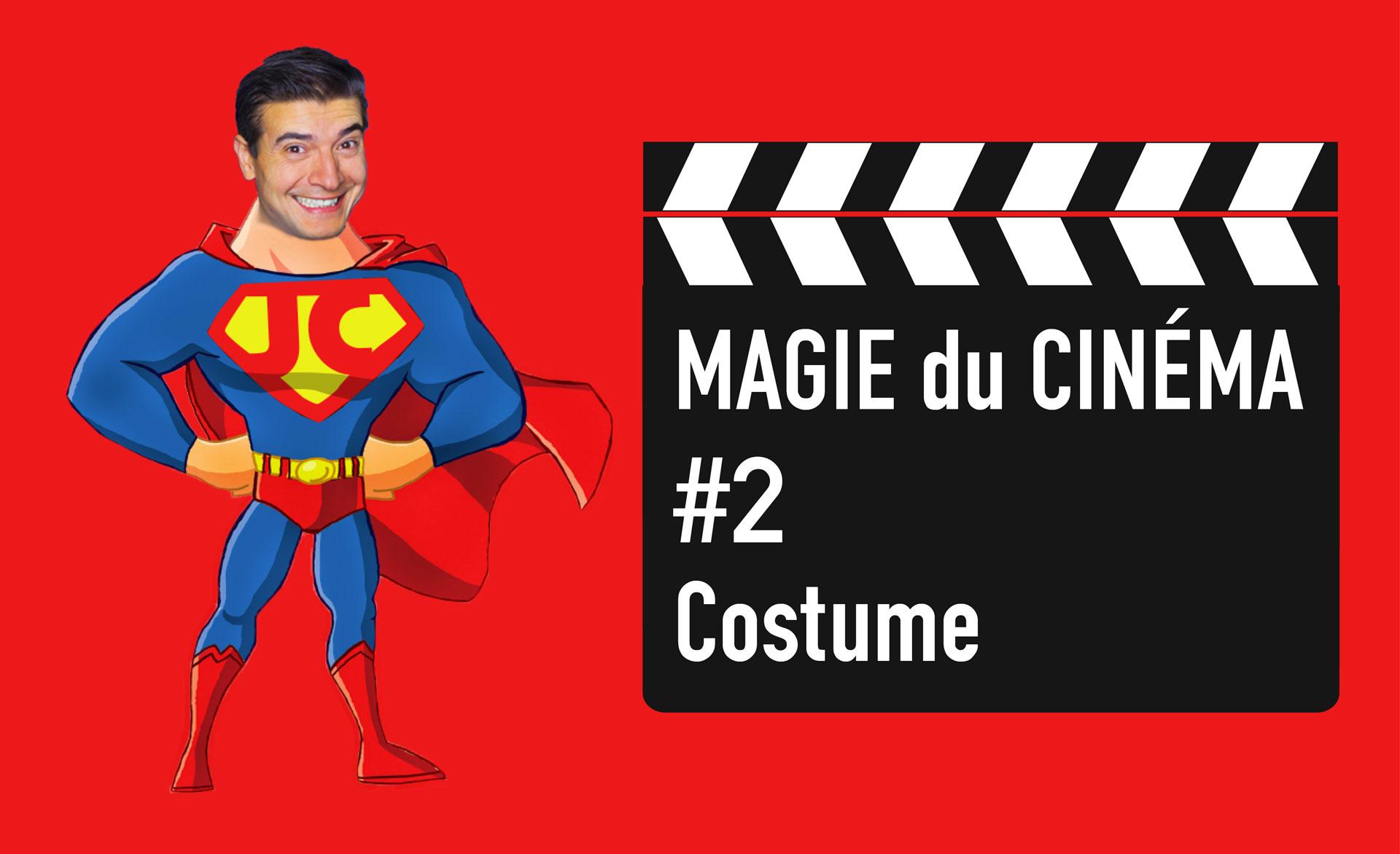 Visuel Youtube José Cruz magie du cinéma