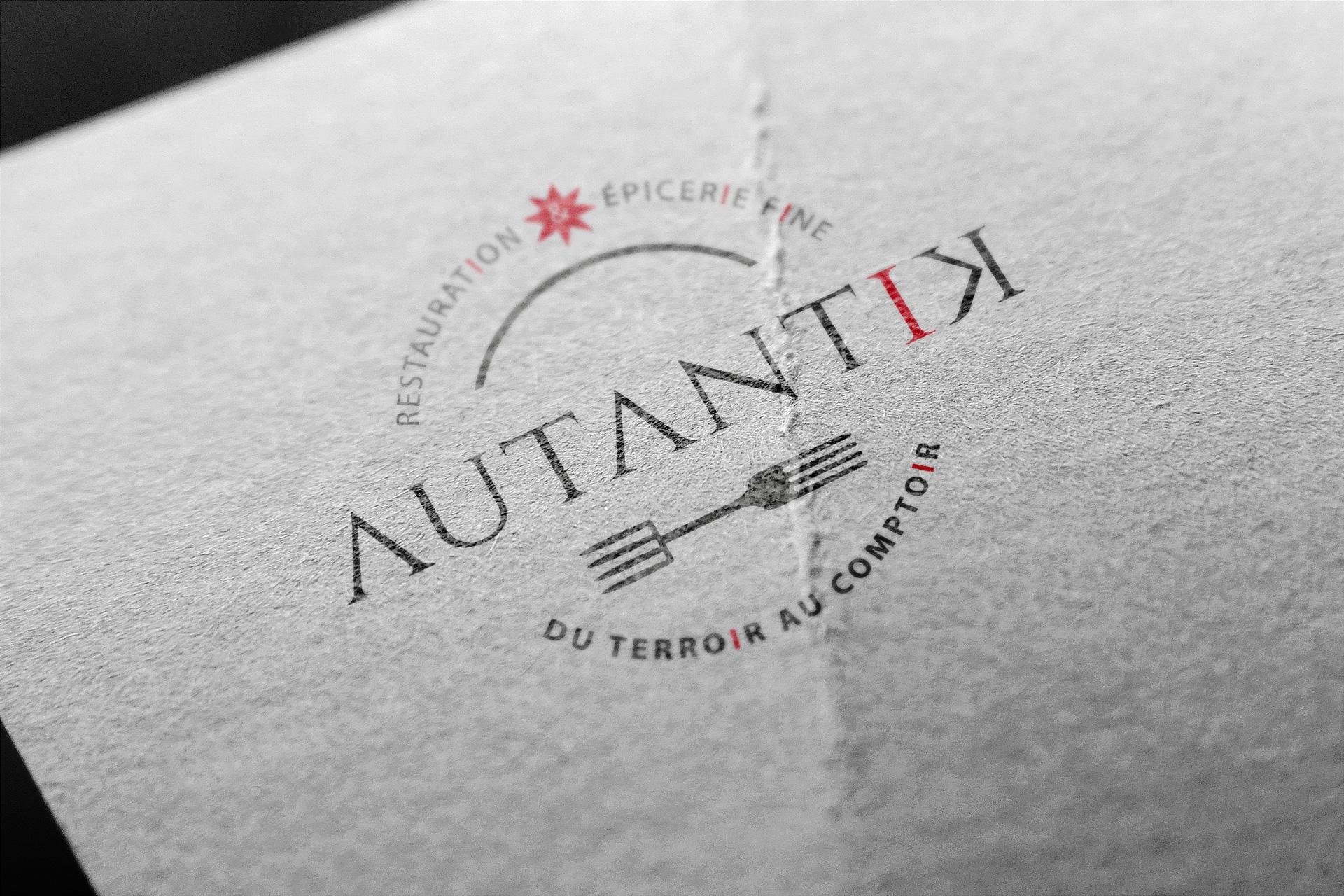 Logotype Autantik