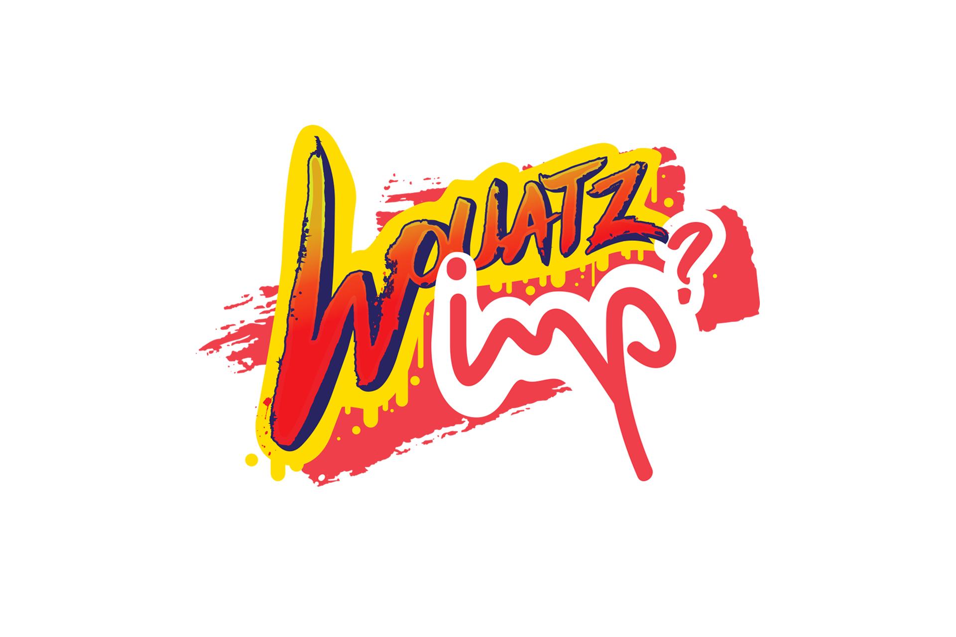 logotype Wouatz imp