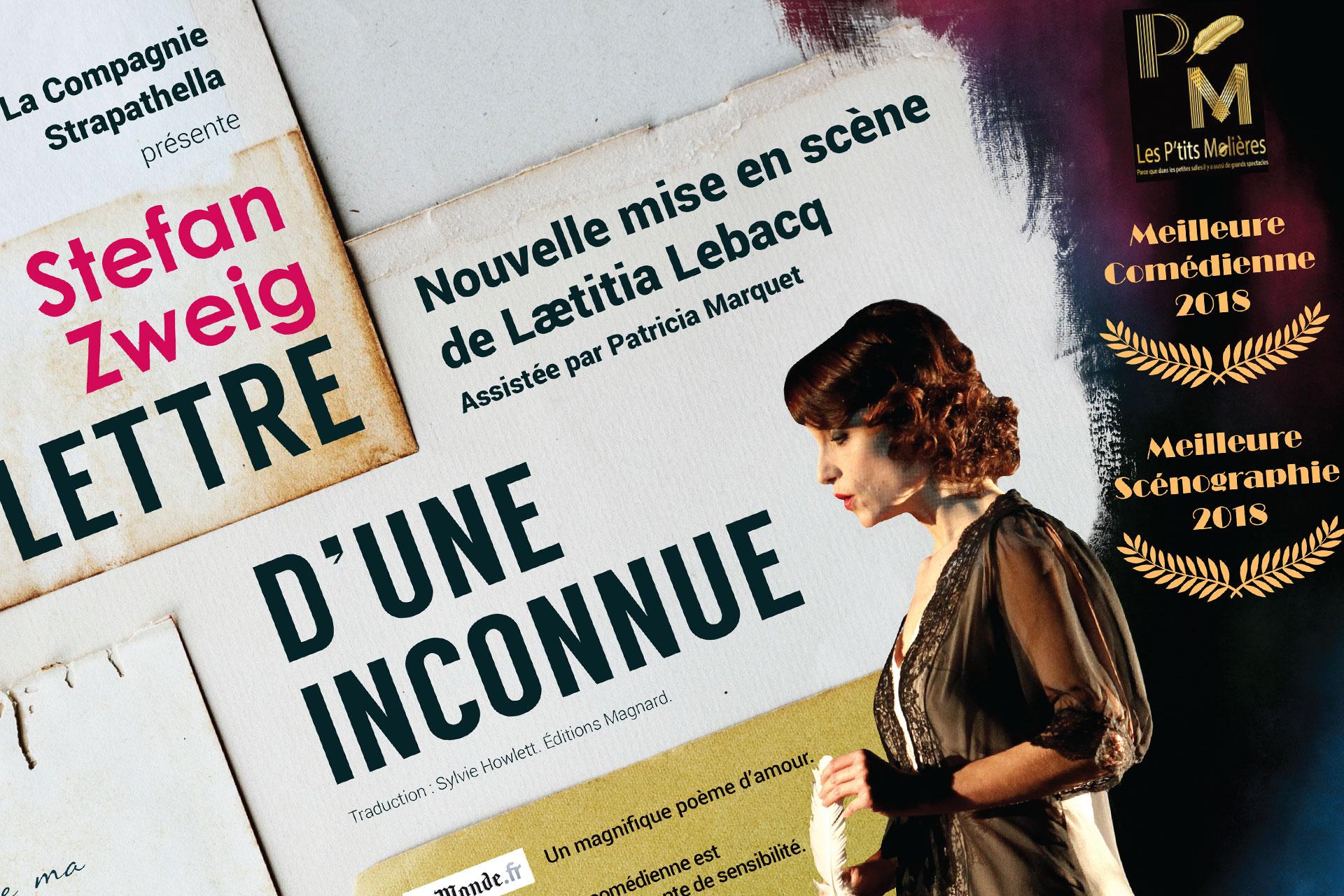Laetitia Lebacq <br/> Les P&rsquo;tits Molières