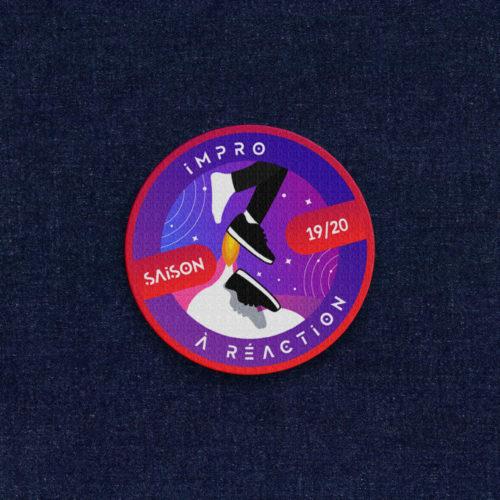 Logo Impro à réaction