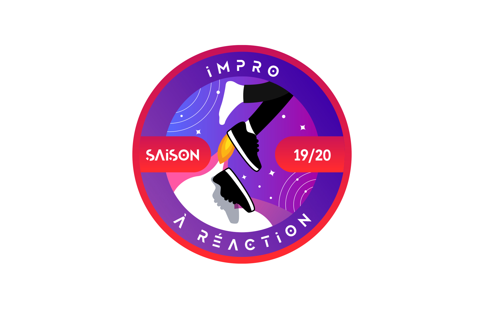 Logo Impro à réaction