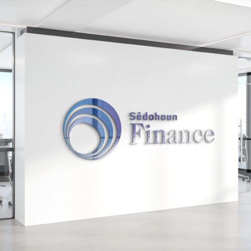 Logotype Sêdohoun Finance