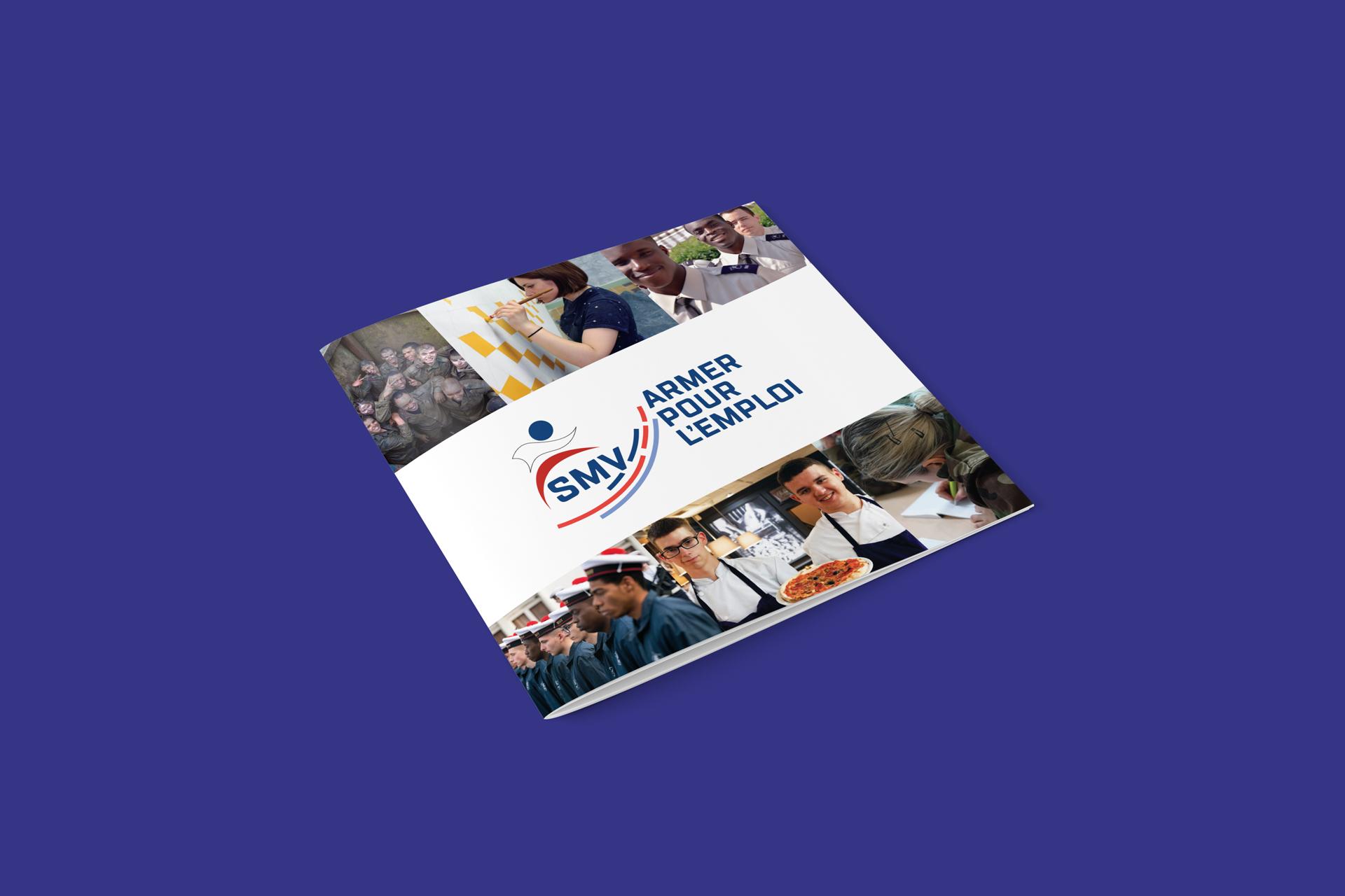 Couverture de la brochure SMV