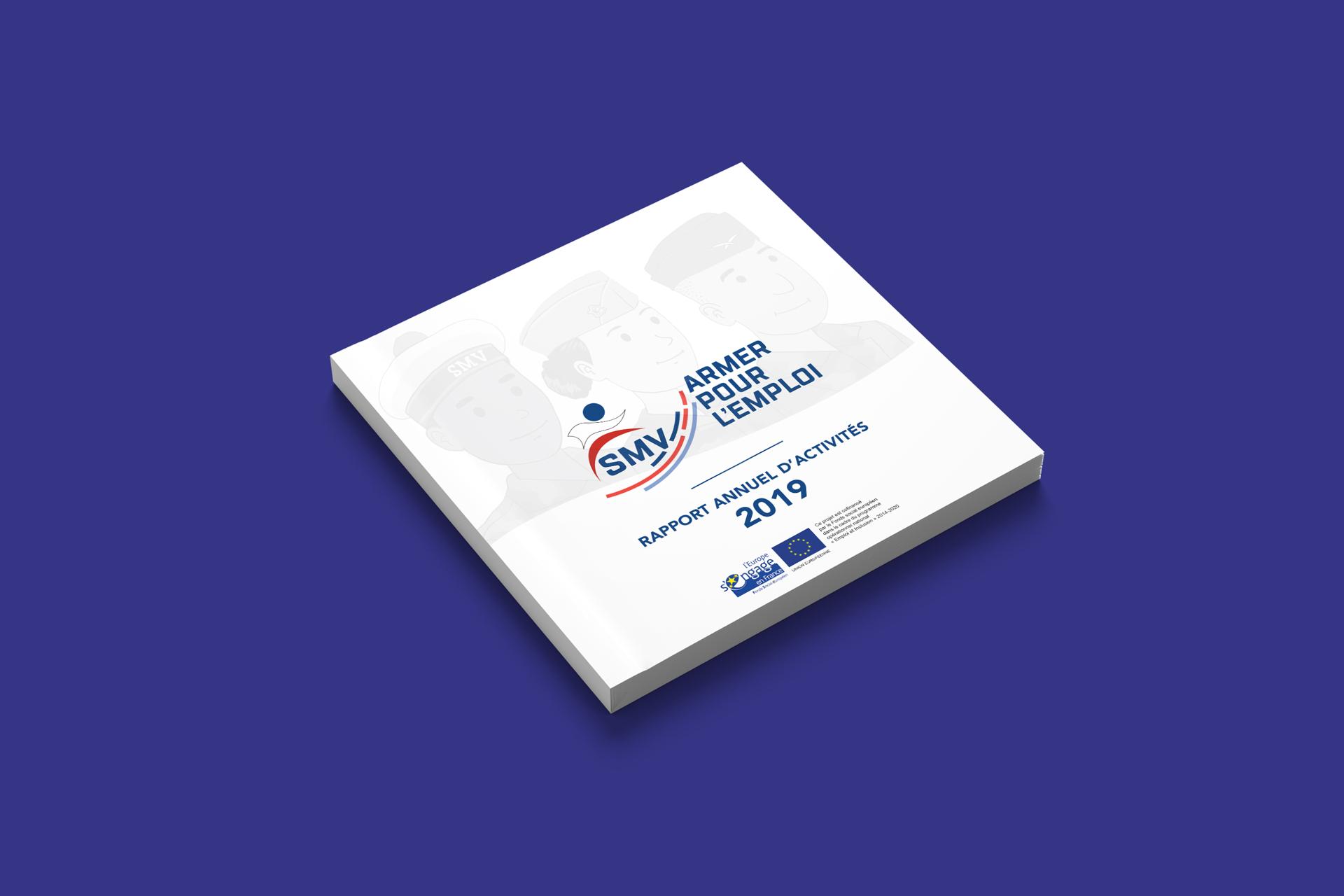 Couverture du videobook SMV