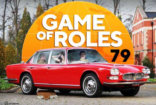 Montage conçu pour Game of Roles 1979