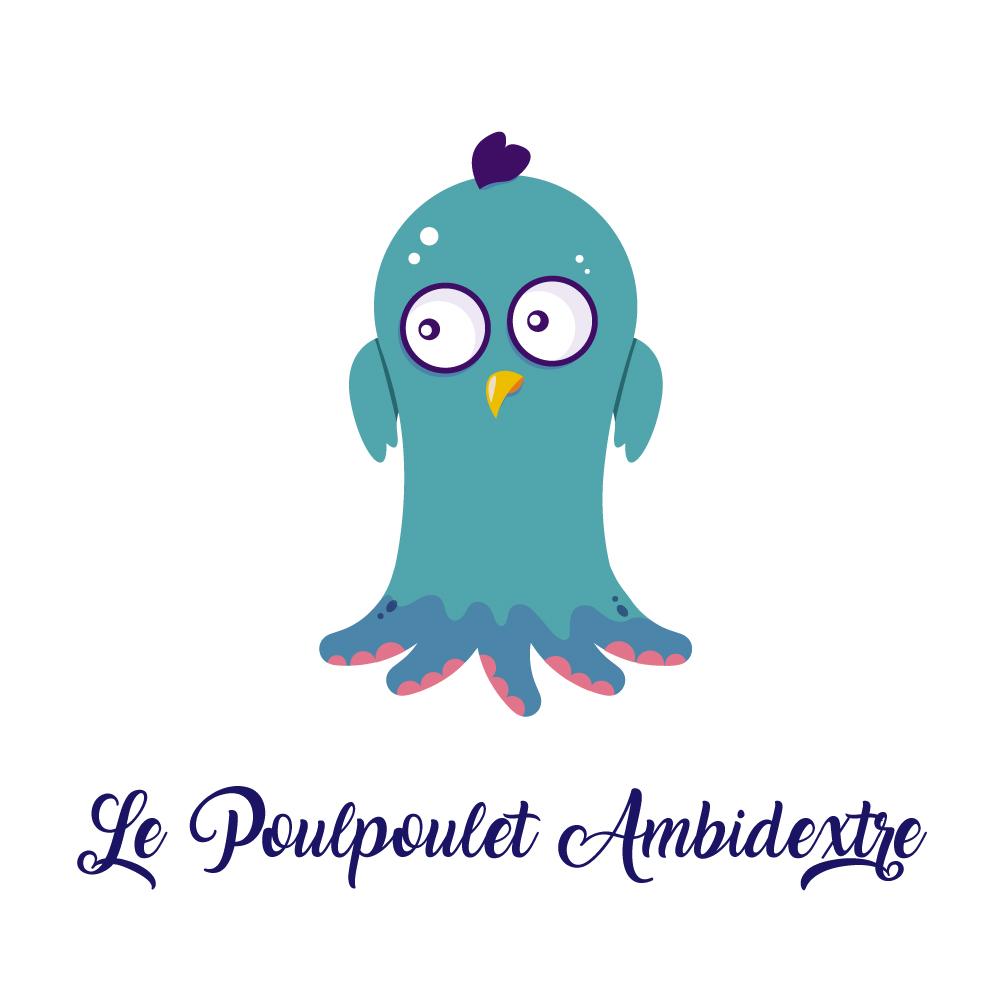 Illustration cryptozoologie Premier role - Poulpoulet